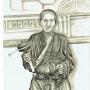 Mnich buddyjski – Grzegorz
